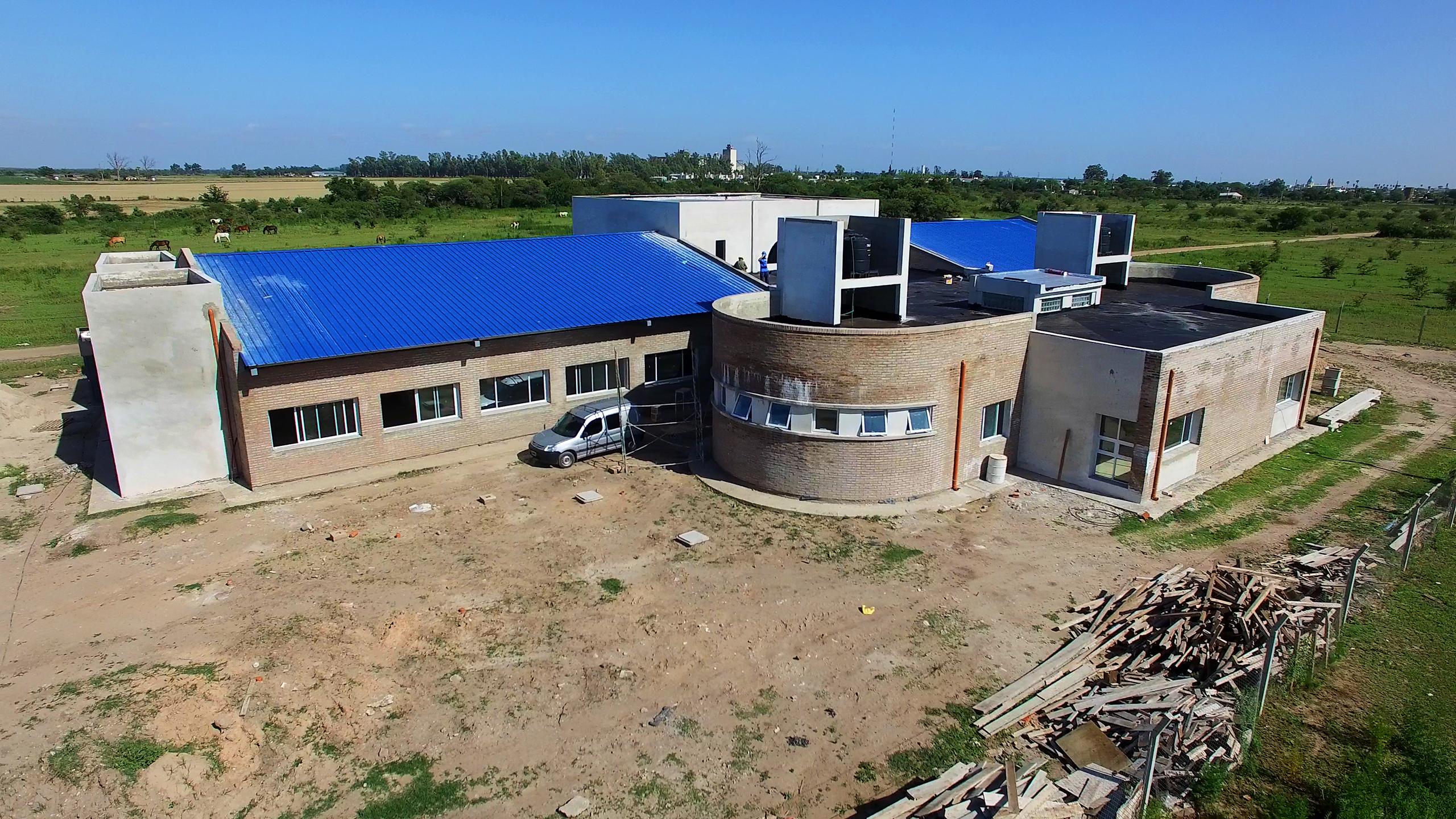 1° Edificio del Campus en Villa Del Rosario